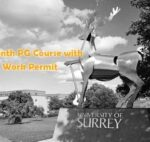 15 Month PG course with Work Permit